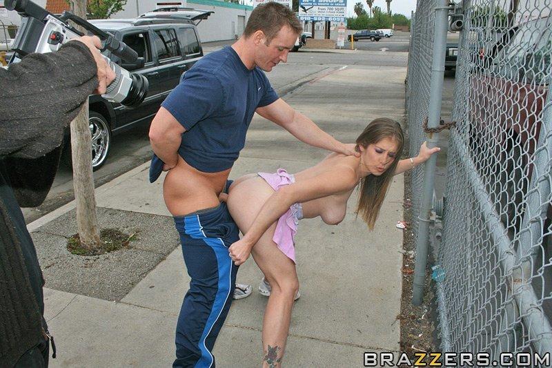 фото порно трах на улице