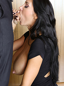 Ava Addams Gives Bj